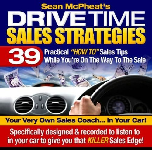 Drive Time Sales Strategies